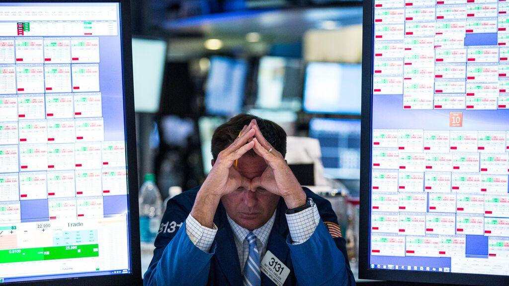 Los mercados se tiñen de rojo ante la incertidumbre por los rebrotes de la variante delta