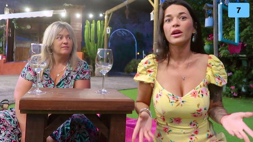 Fiama Rodríguez presenta a su madre y se sincera sobre Hugo y Alex Bueno (2/2)