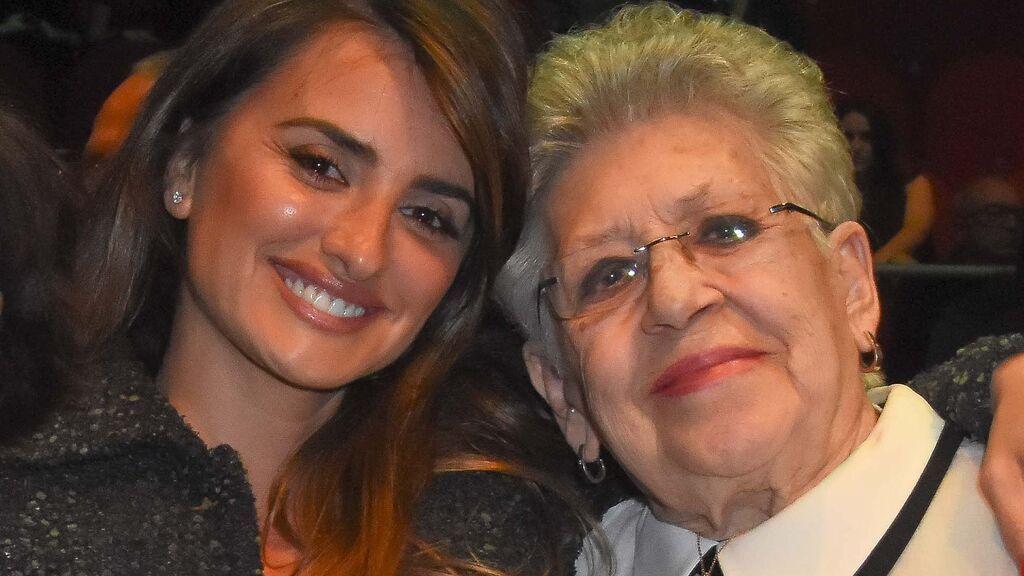 Penélope Cruz le escribe una carta a Pilar Bardem tras su muerte