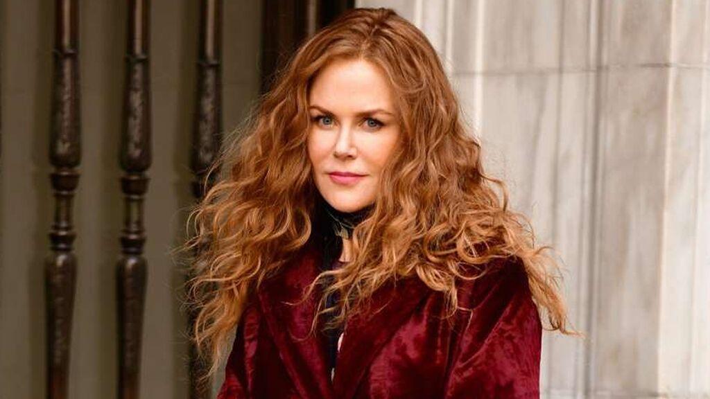 Nicole Kidman se despidió de su pelo pelirrojo en 1995.