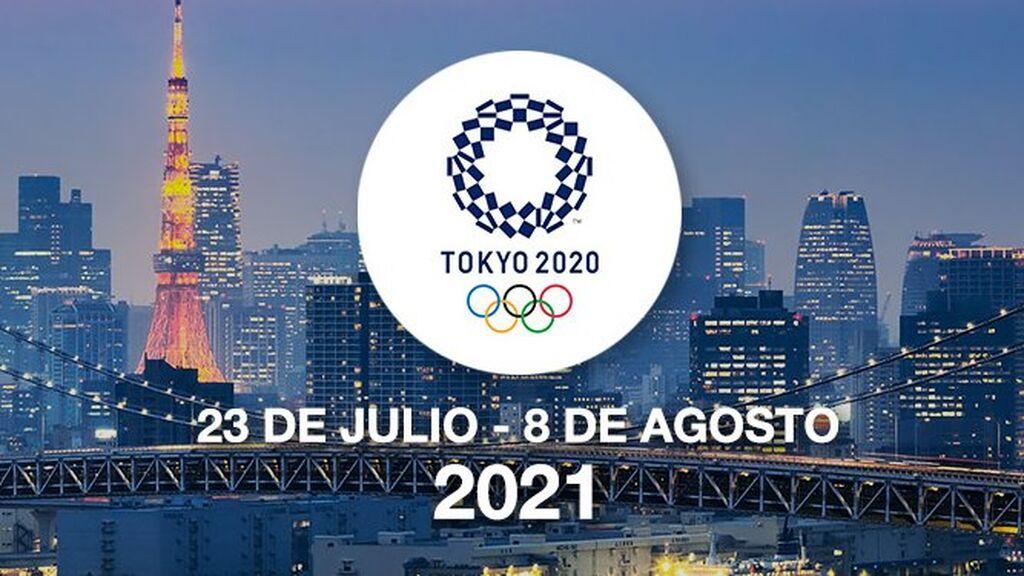 Juegos Olímpicos de Tokio: calendario, horario y fechas
