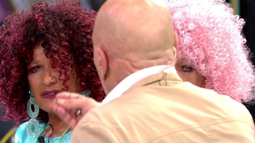 "Kiko Matamoros llama ""reventadas"" a Las Mellis: se van de plató entre lágrimas"