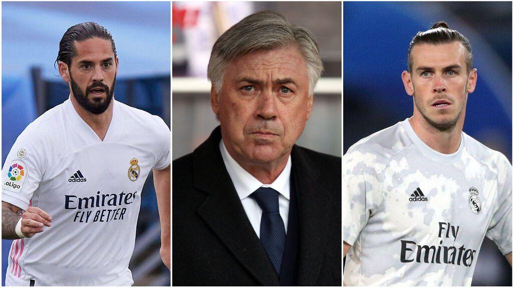Ancelotti tendrá la última palabra con Isco y Bale