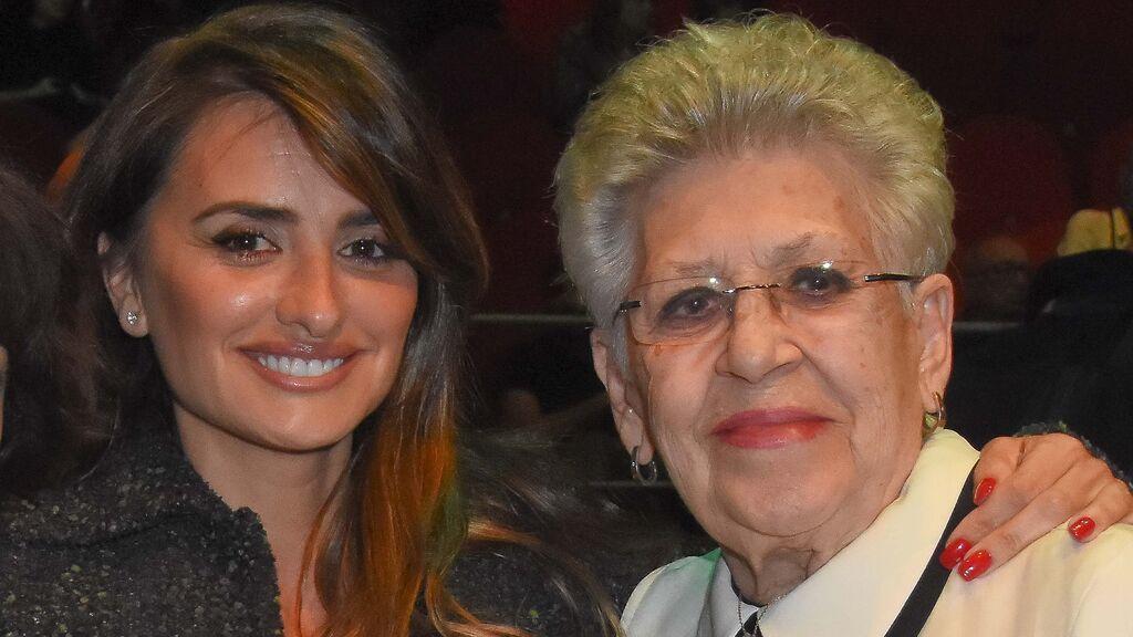 Pilar Bardem, la suegra 'unicornio' de Penélope Cruz
