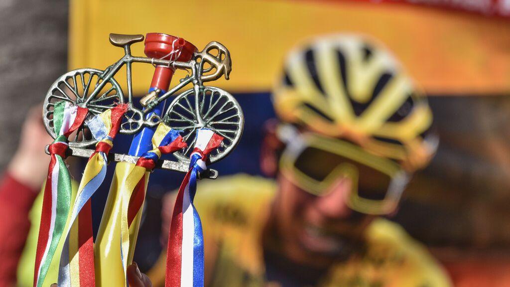 Muere atropellado Julián Gómez, el niño de 13 años que se emocionó cuando Egan Bernal ganó el Tour