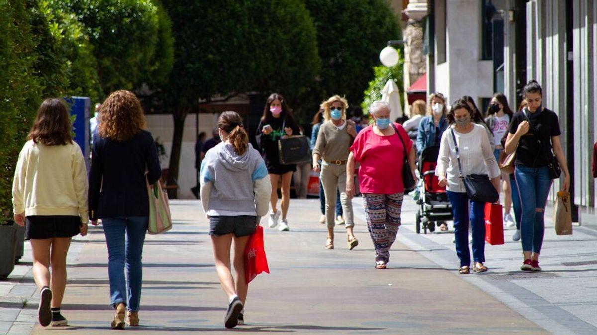 Baleares, primera comunidad que plantea hacer de nuevo obligatoria la mascarilla en exteriores