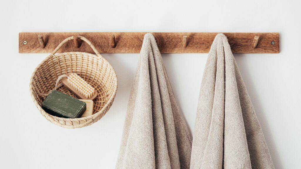 Cada cuánto tiempo se lavan las toallas