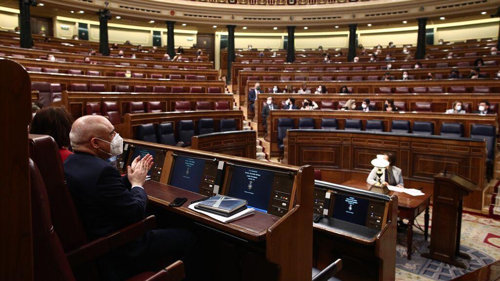 El Congreso se enfrenta a la convalidación de la retirada de las mascarillas cuando algunas CC. AA. plantean su vuelta