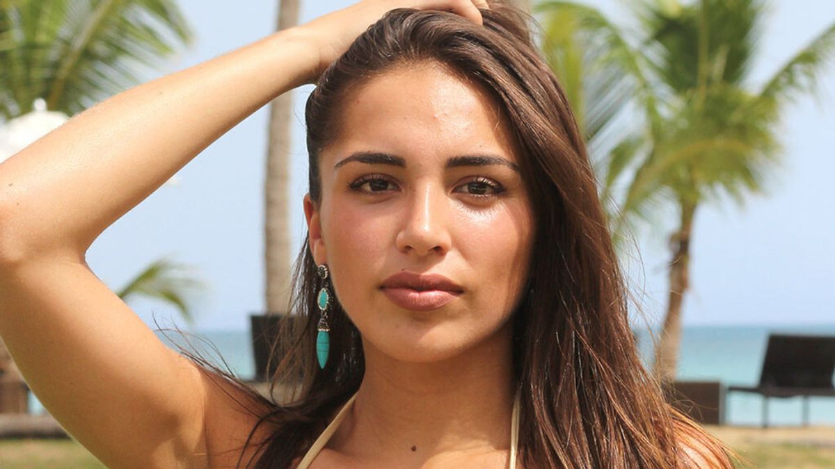 Sandra Pica, ingresada en el hospital