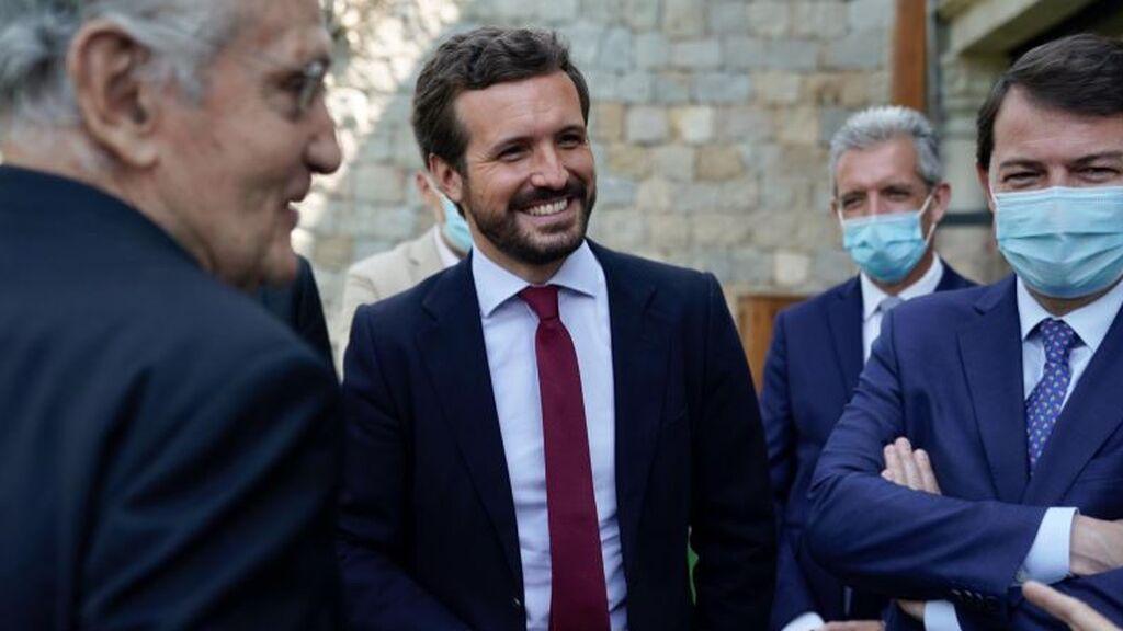 """El exministro de Aznar, Rafael Arias-Salgado, llama """"hijo de puta"""" al primer ministro holandés Rutte"""