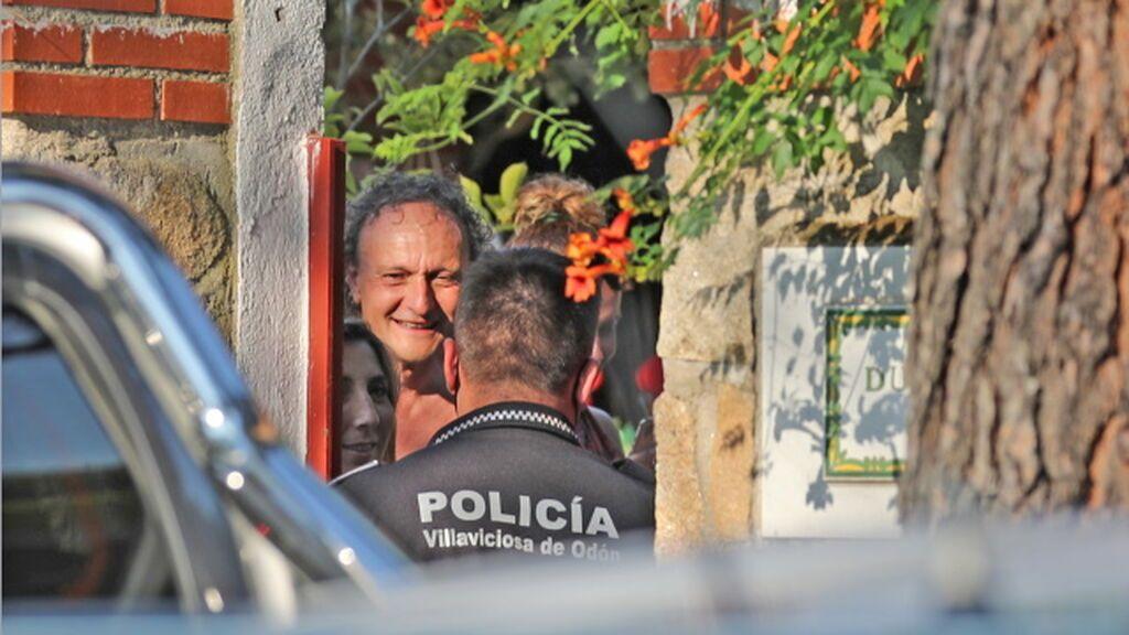 Paz Padilla, abriendo la puerta a la Policía