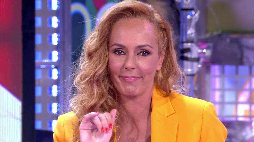 "Rocío Carrasco responde a Amador Mohedano: ""Como si Rocío Jurado te hubiera necesitado a ti para tener periódicos y crónicas, mi vida"""