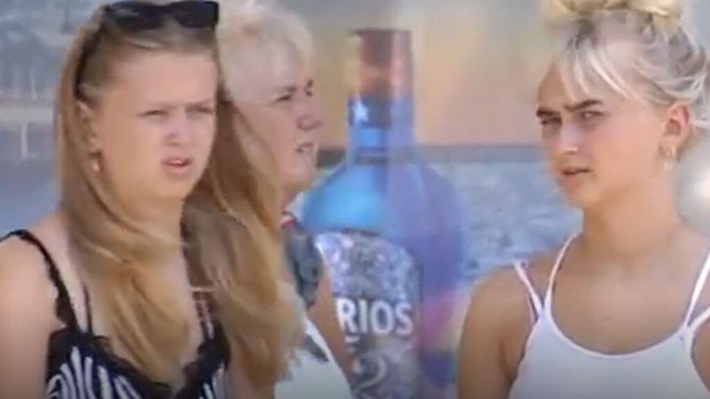 Los turistas británicos sí respetan las normas en España