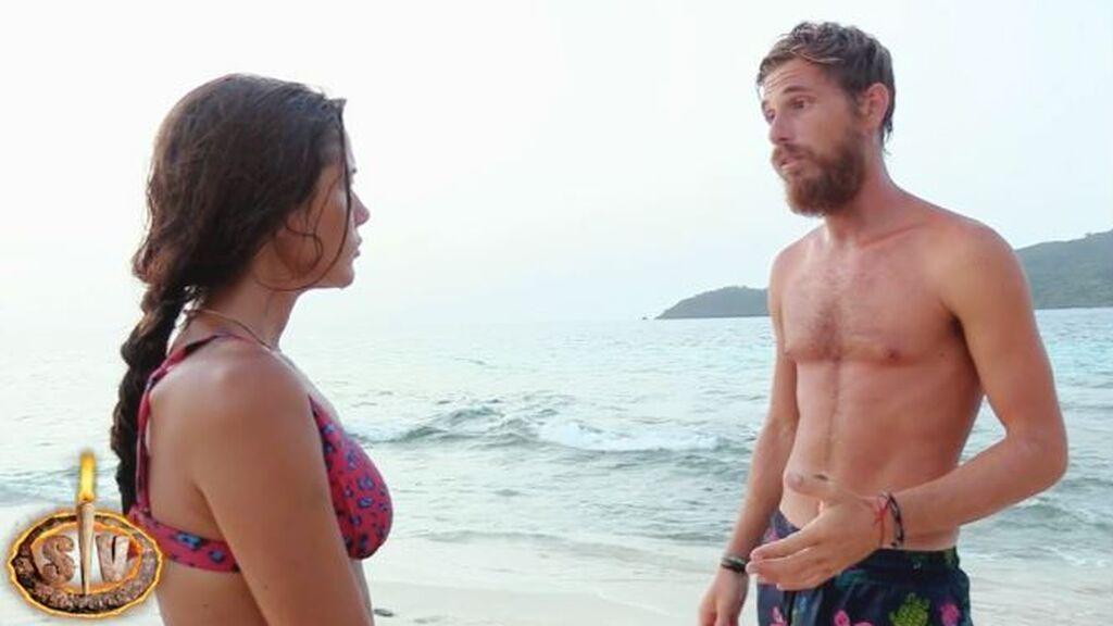 """Tom y Melyssa tienen la conversación definitiva: """"No te quiero perder"""""""