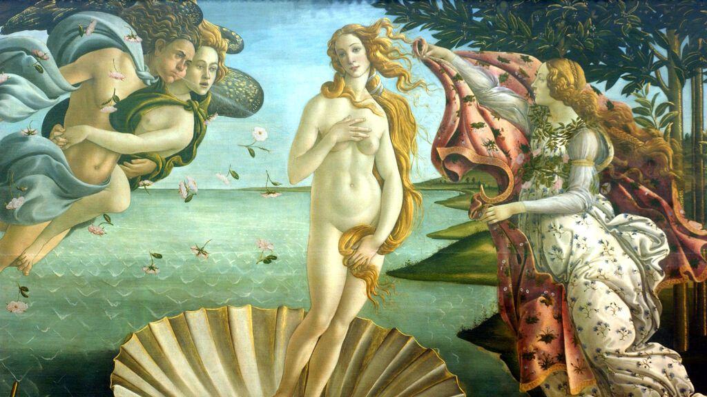 La Galería de los Uffizi exige a Pornhub que reite una campaña que usa la Venus de Botticelli