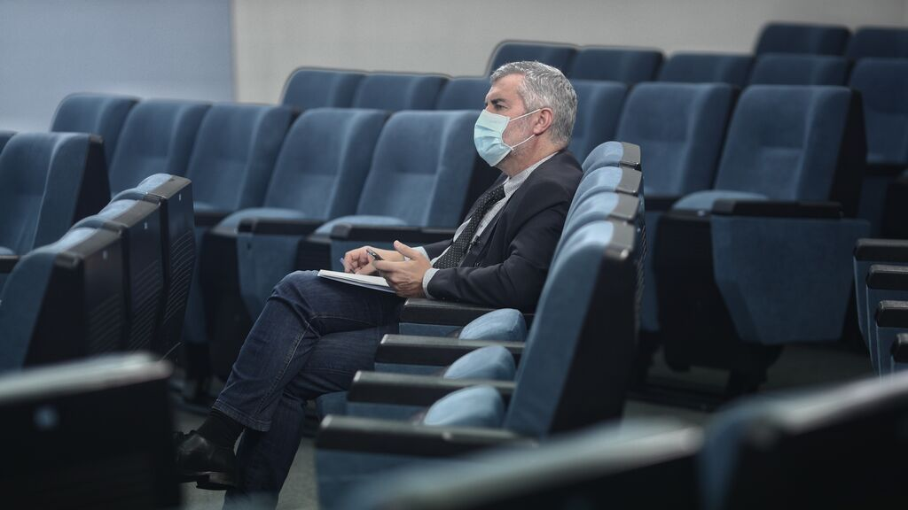"""Miguel Ángel Oliver se despide de la Secretaría de Comunicación: """"Huye de los dispuestos a morir por la verdad"""""""
