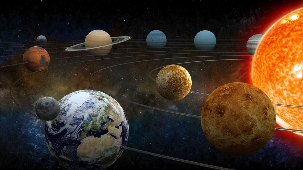 ¿Qué pasaría si dejaras caer una bola en diferentes planetas? Descúbrelo en esta simulación