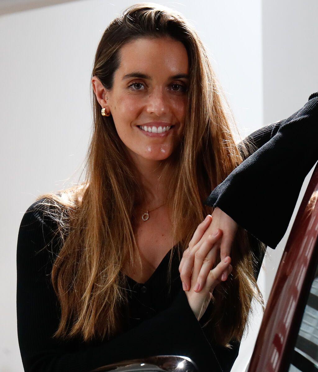 Ona Carbonell es la capitana del equipo español de natación sincronizada