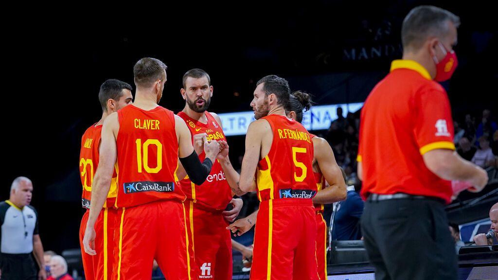 La selección española de baloncesto, preocupada tras el aislamiento de LaVine por protocolo de coronavirus