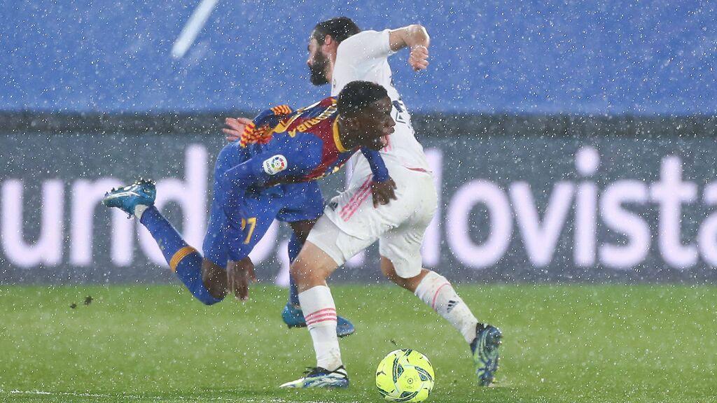 El Barcelona teme que el Real Madrid fiche a Ilaix Moriba si no se dan prisa en firmar la renovación