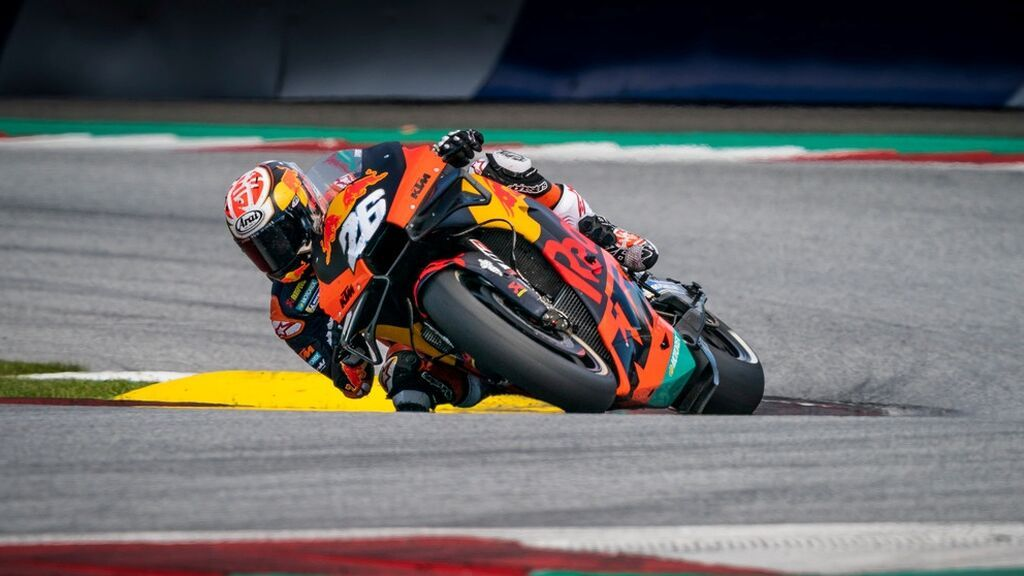 Dani Pedrosa vuelve a Moto GP: correrá el GP de Austria con KTM