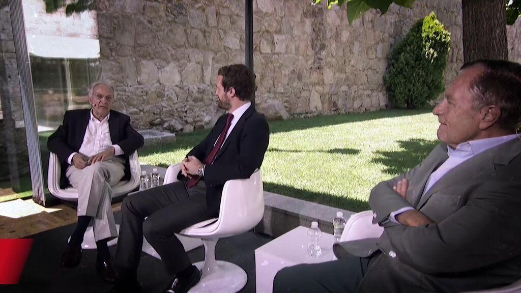 """Ignacio Camuñas se reafirma: """"En el 36 no hubo golpe de estado"""" Todo es mentira 2021 Programa 633"""