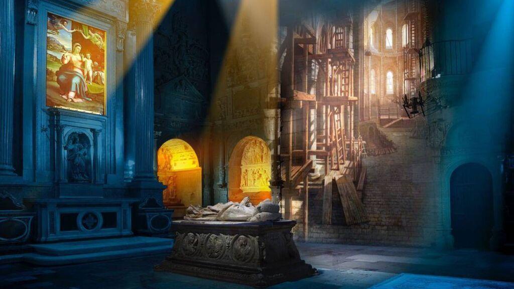 La catedral de Burgos permitirá las visitas nocturnas gracias a su nueva iluminación
