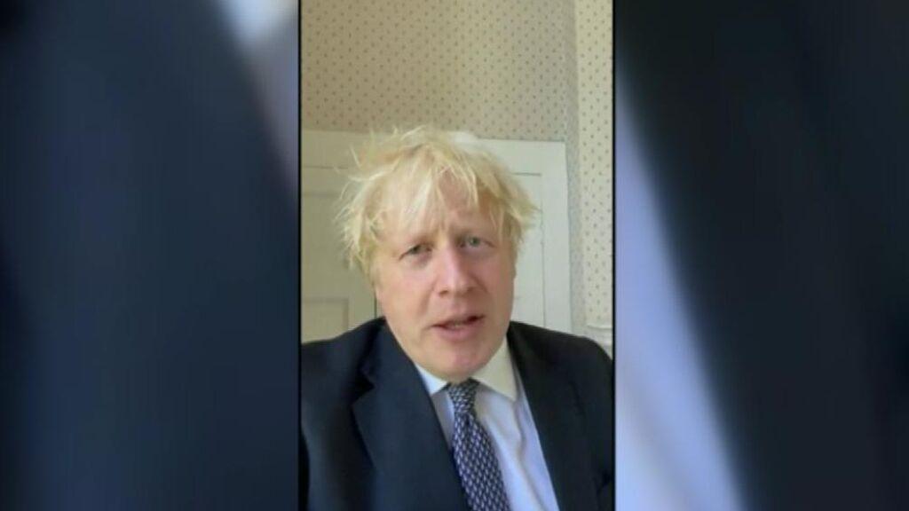 El primer ministro británico, Boris Johnson, pide ahora cautela tras levantar todas las restricciones