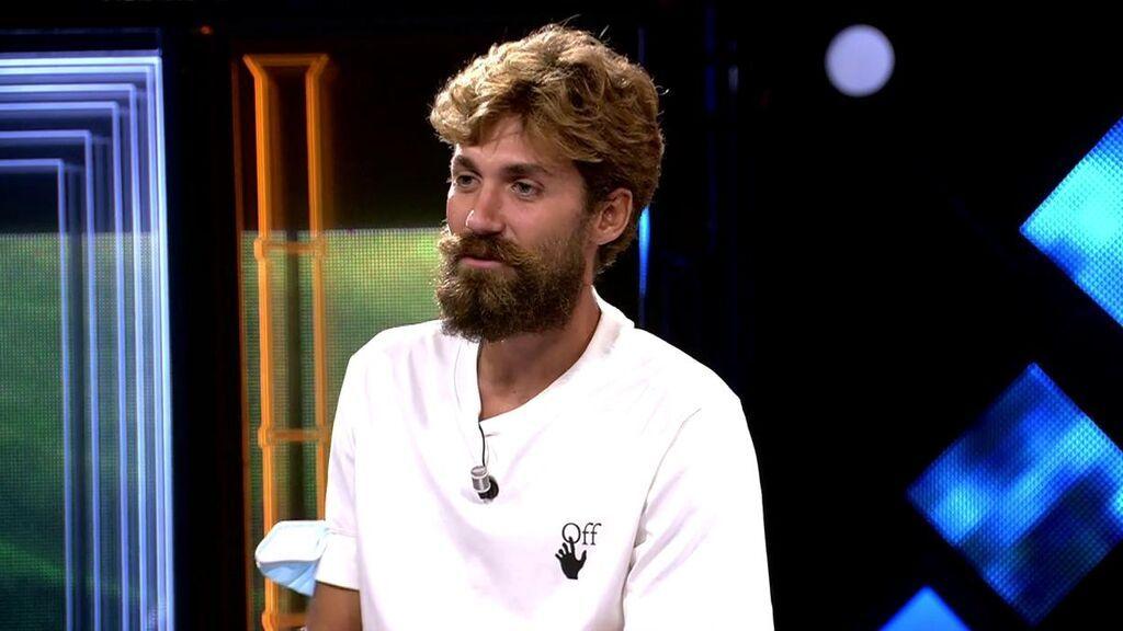 Alejandro Albalá hace balance de su concurso en 'Supervivientes'