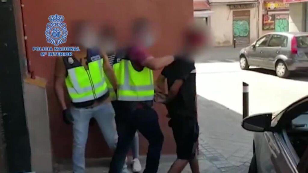 El entorno del presunto agresor al sanitario en el Metro de Madrid le delata a la Policía