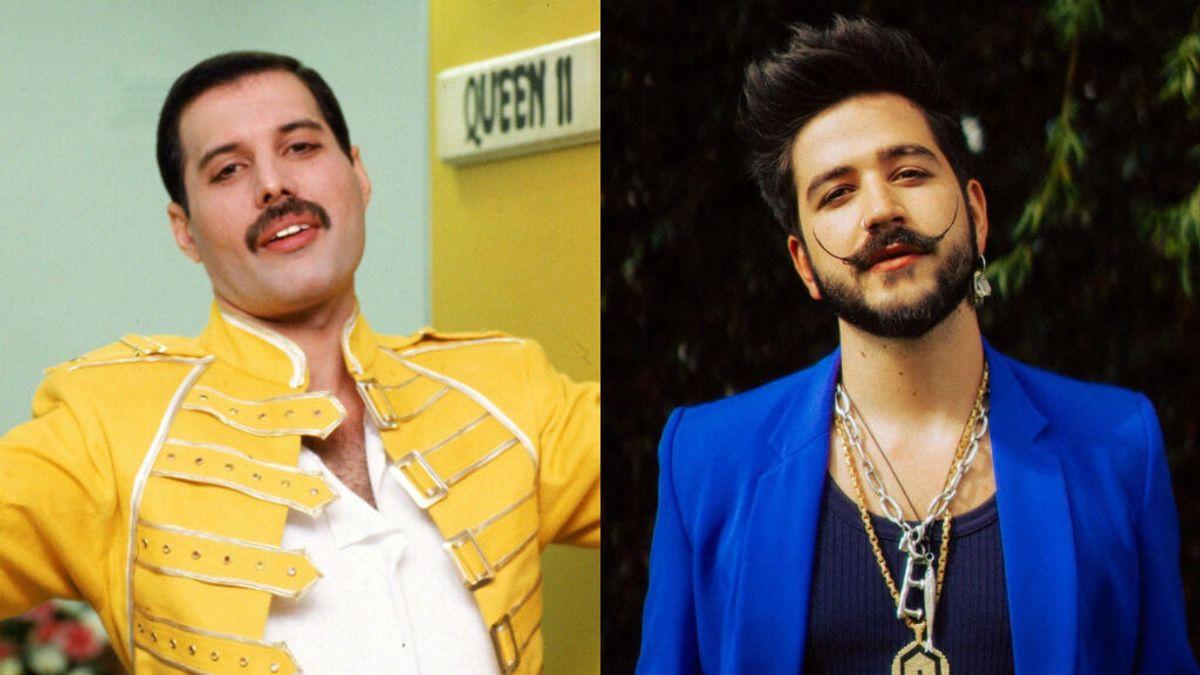 """Comparan a Freddie Mercury con Camilo y las redes estallan: """"La mayor ofensa de mi vida"""""""