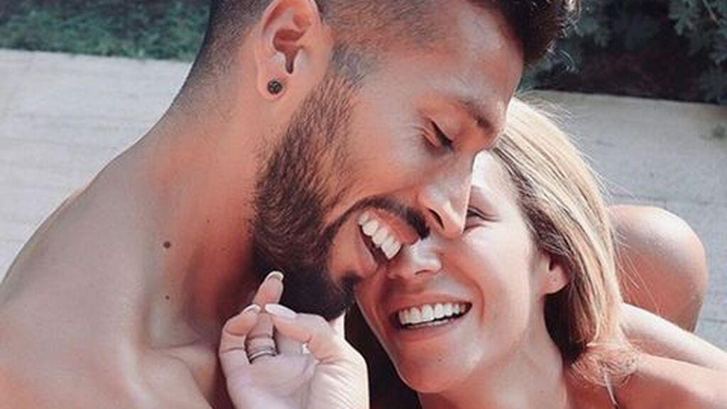 """La nueva de Ezequiel Garay con Tamara Gorro tras dejar forzosamente el fútbol: """"Etapa de ilusión"""""""