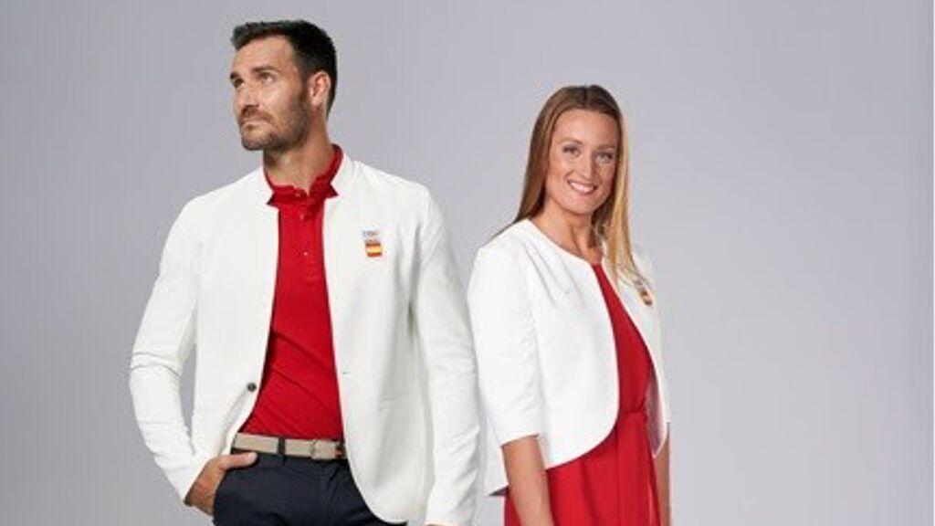 Craviotto y Belmonte, abanderados de España en Tokio 2020, lucirán un traje entre formal y deportivo