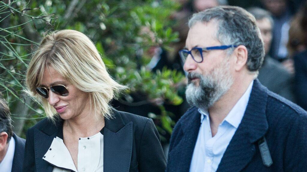 Susanna Griso y Carles Torres