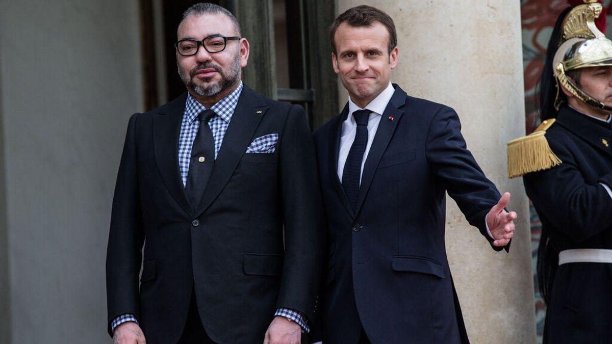 Macron, el rey de Marruecos o Charles Michel, entre los objetivos del programa de espionaje Pegasus