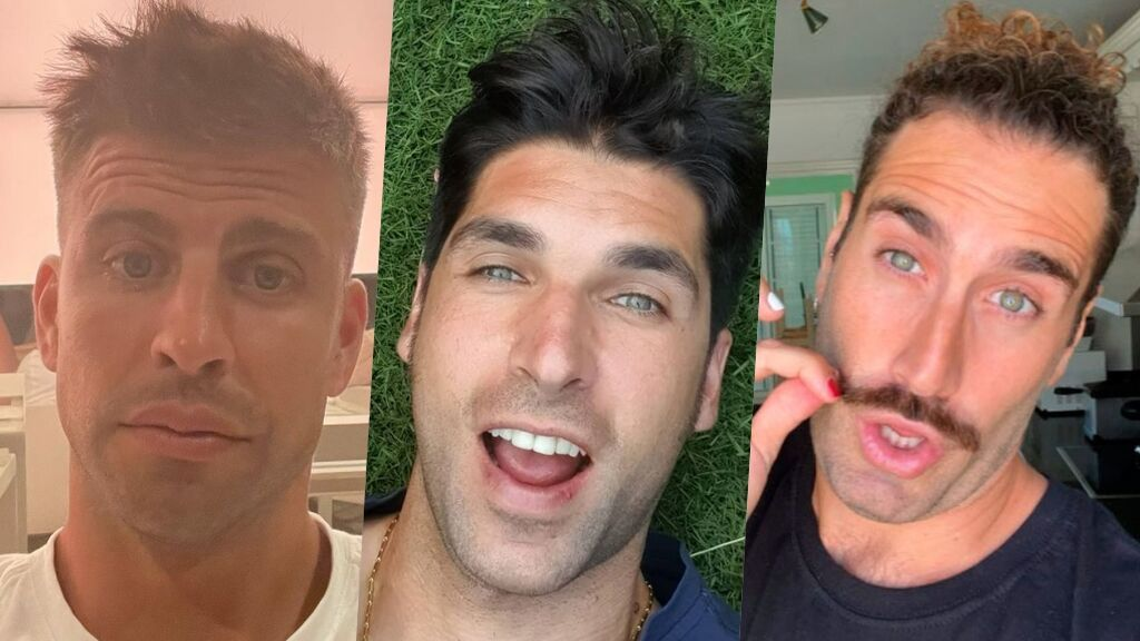 Barbas fuera: Los famosos se afeitan con la llegada del calor