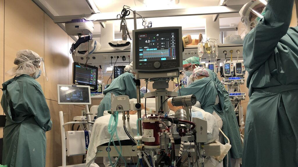 Testimonios de trabajadores de hospitales