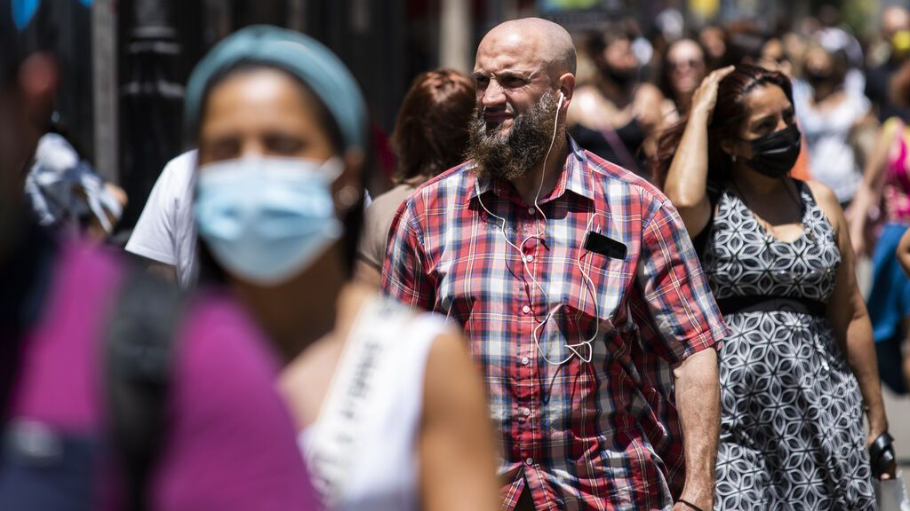 El Congreso debate el uso de mascarillas en espacios públicos