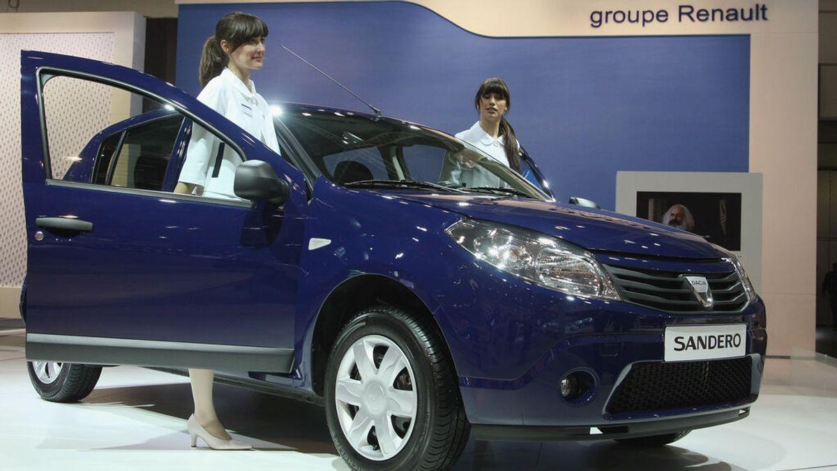 Facua alerta de un fallo en el capó delantero de los Dacia Sandero III y Logan III
