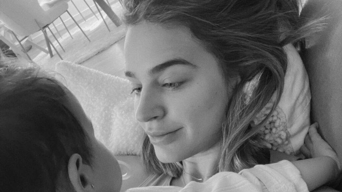 """Laura Escanes se ha sentido juzgada como madre al contagiarse Roma de coronavirus: """"Me han insultado"""""""