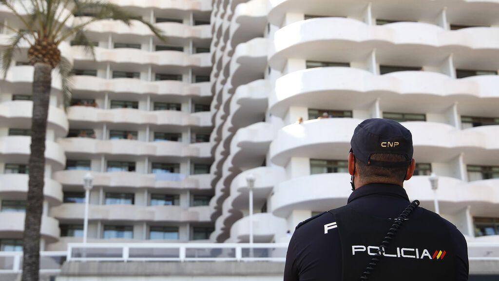 Investigan el confinamiento de los estudiantes por el megabrote de Palma