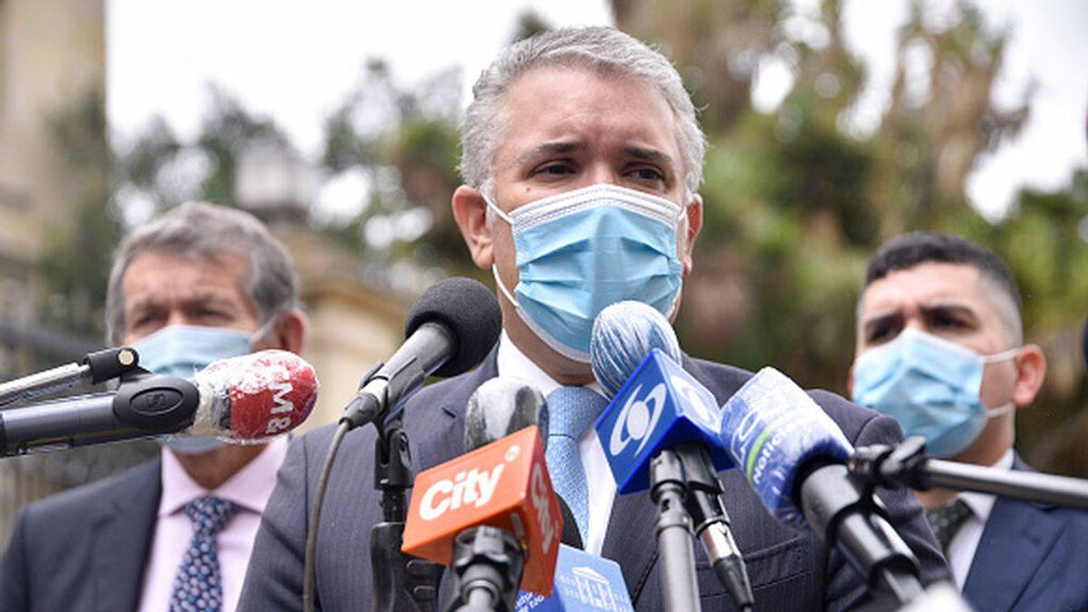 Seis detenidos por el intento de magnicidio contra el Presidente de Colombia