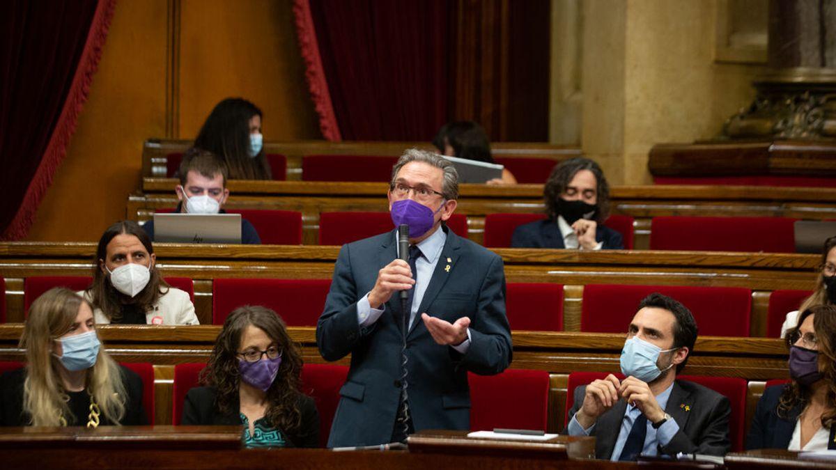 Giró anuncia que la Generalitat finalmente avalará a los encausados por el Tribunal de Cuentas