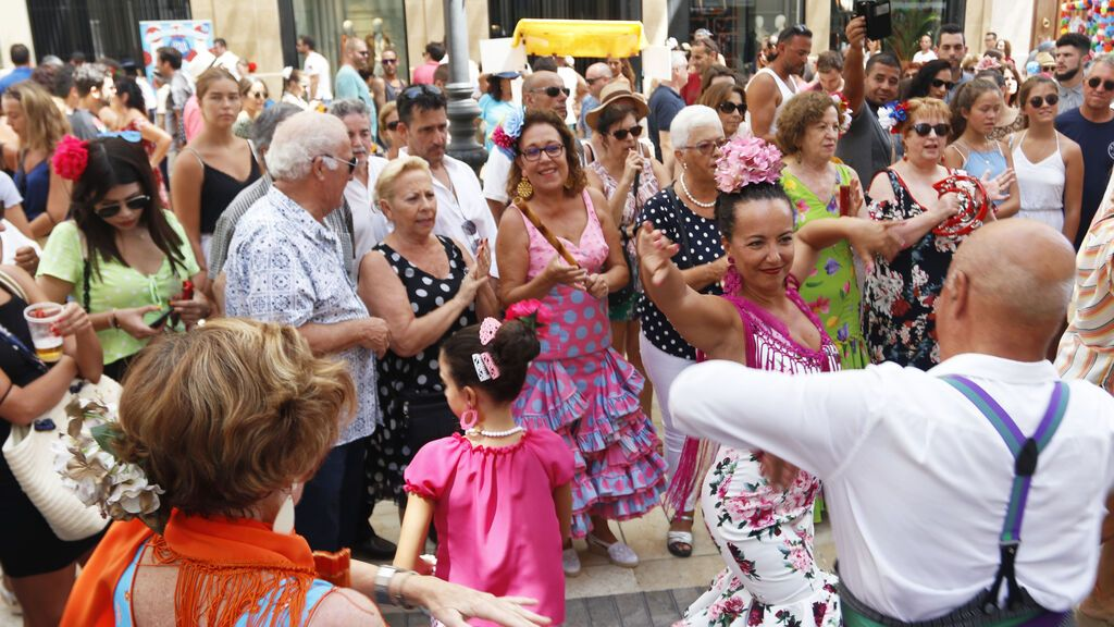 Otro año sin Feria de Málaga
