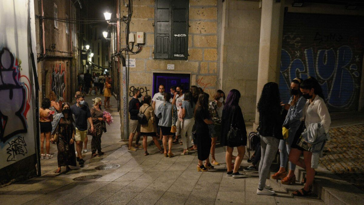 Nuevas restricciones Galicia