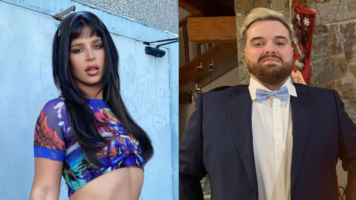 """La imitación de Nathy Peluso de una presentadora española con la Ibai Llanos se parte de risa: """"No me lo puedo creer"""""""