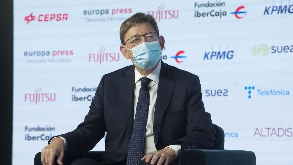 """Puig carga contra el """"procés invisible"""" de Madrid basado en la """"competencia desleal"""" y el """"dumping fiscal"""""""