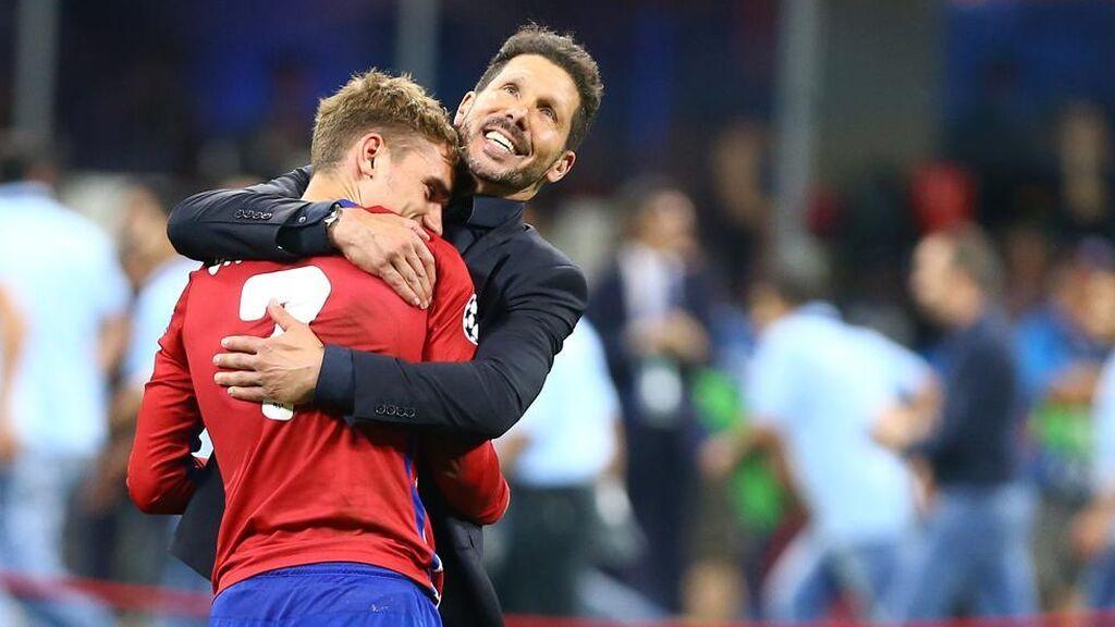 """Simeone mete presión al Barça por el trueque entre Griezmann y Sául: """"Vendrá otro delantero si no viene él"""""""