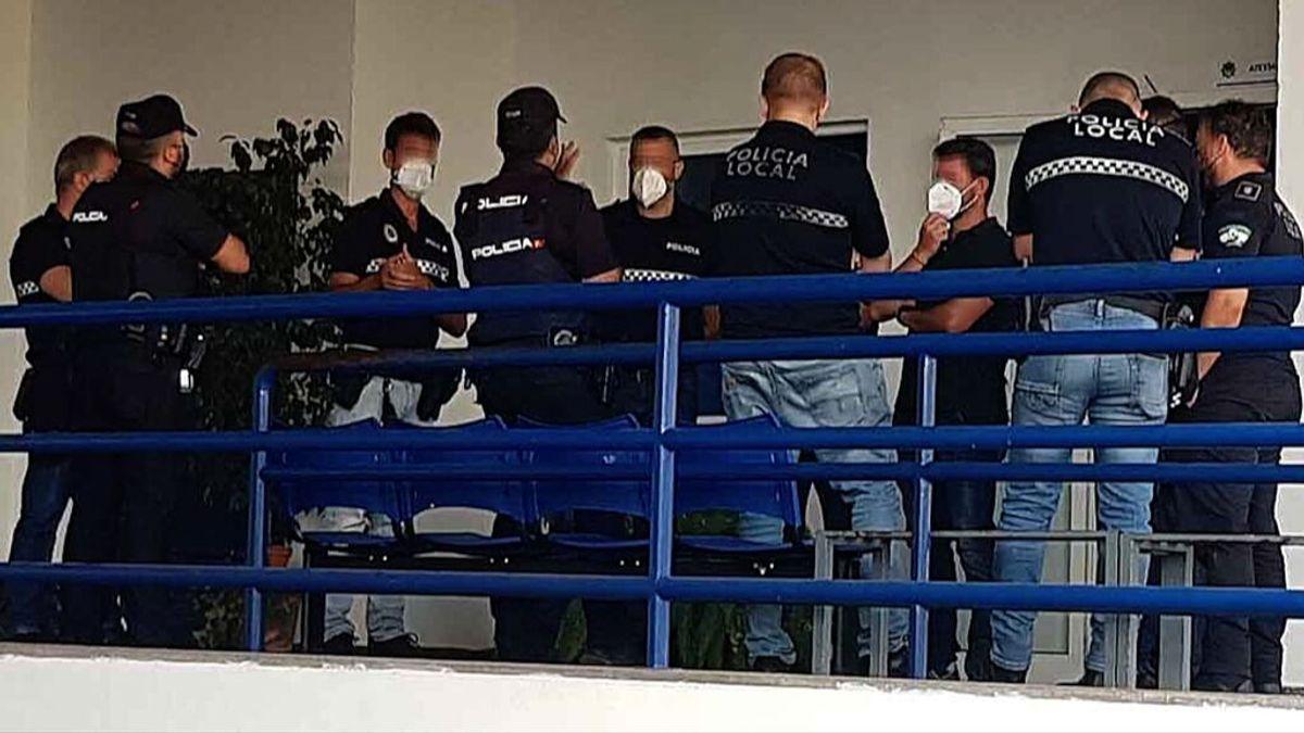 La policía llama a la policía: agentes de la Policía Nacional intervienen en un altercado en la Policía Local  de El Puerto de Santa María