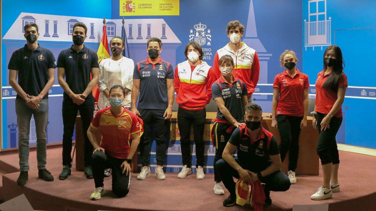 España termina la vacunación de los deportistas olímpicos y paralímpicos que irán a Tokio